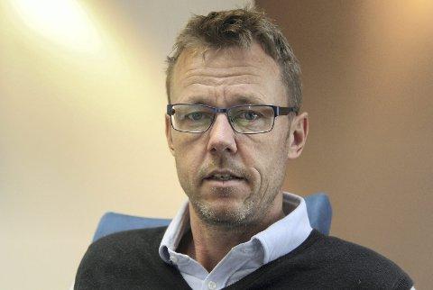 ANKER: Advokat Jørn Mejdell Jakobsen representerer oppsitterne som har klaget på stengingen av Jarenvegen.