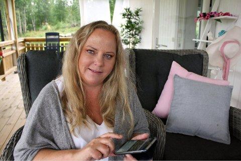BLOGGER: Tanja Foss fra Austmarka har tusenvis av lesere på bloggen sin. Hun er også grunnlegger av Facebookgruppa «Mat fra bunnen» med 188 000 medlemmer. Til høsten gir hun ut kokebok.