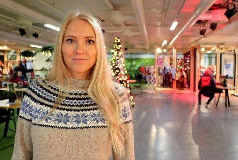 GODT BETALT: Forbundsleder Lill Sverresdatter Larsen forsvarer lønnen ut fra stor arbeidsmengde.