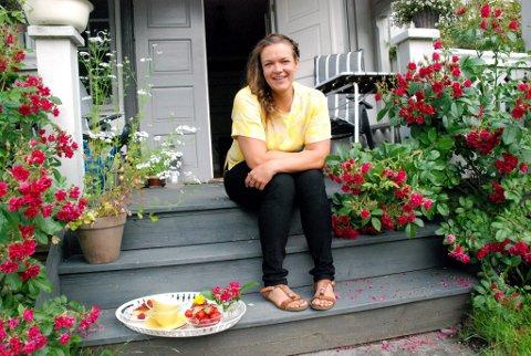 Julie Sigstad driver Sigstad gård - Bryllupsgården på Biri.