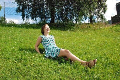 """BOKAKTUELL: Sanna Sarromaa har skrevet boka """"Norske tabuer"""" som utgis i august."""