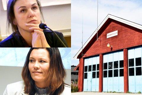 Opprusting av brannstasjonen på Lesjaskog, har skapt strid mellom Dovre og Lesja kommune. Nå må kanskje Lesja betale Dovres andel av egen lomme.