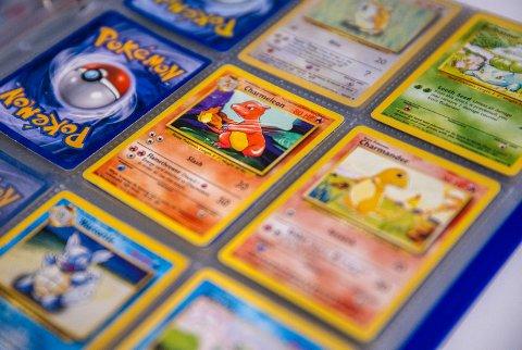 Pokémon-kort fra slutten av 1990-tallet har plutselig blitt et yndet samleobjekt.