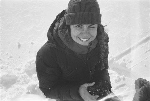 FJELL OG SJØ: Guro Asdøl Midtmageli er glad i både fjell og sjø. - Jeg håper jeg som fotograf også kan fortelle noe om naturens betydning for oss mennesker.