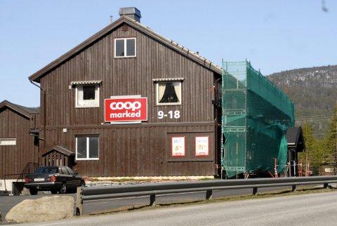 Coop Marked Heidal skal avvikles.