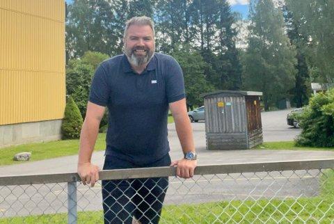 Marcus Barman er styreleder i selskapet som skal videreutvikle Bjorli.