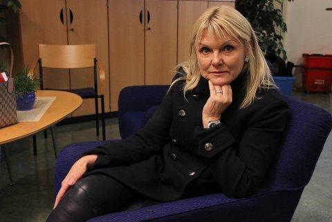 UAVHENGIG: Sigrid Helene Hammer har meldt seg ut av Høyre etter om lag 20 år som medlem. Den neste fireårsperioden vil hun stille som uavhengig representant i kommunestyret.