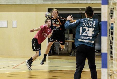 Truls Erik Grøtta kan møte gamle lagkamerater i cupen.