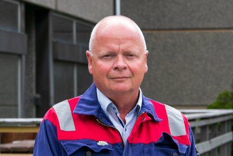 VIL GRATULERE: Ingvald Torblå, styreleder i Hardanger Industri, næringsorganisasjonen som samler en rekke små og store bedrifter i regionen, tror investeringen til Boliden vil ha stor betydning for lokale bedrifter framover.