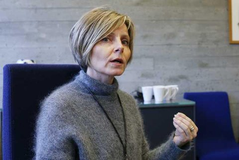 TILTRENGT: Næringssjef i Haugesund kommune, Anette Sæther har sett fram til en ny runde med koronastøtte.