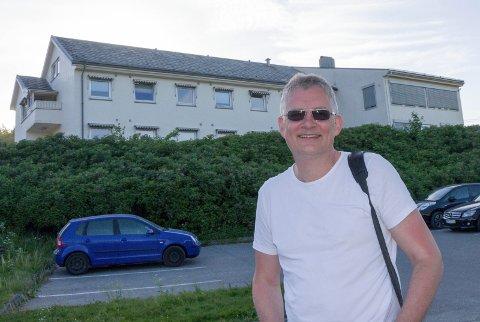 INITIATIVTAKER: Tor Kristian Gaard ønsker omsorgshotell på tidligere Kopervik Aldershjem.