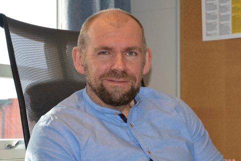 SPENNENDE: - Utlysninga ligger nå ute med søknadsfrist den 1. september, forteller rådmann Øyvind Toft.