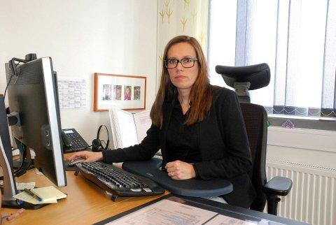 Marianne Sivertsen Næss, varaordfører i Hammerfest, sier vold og seksuelle overgrep er et stort samfunnsproblem. Nå vil hun ha en kompetanseheving.
