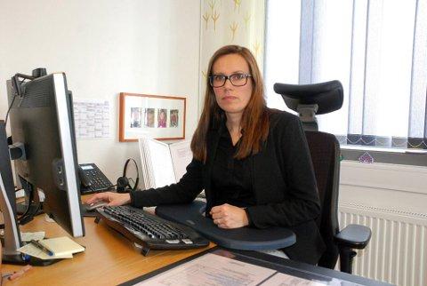 FRYKTER UTFLAGGING: - Man kan være redd for at bedriftene flagger ut til andre land, sier ordfører i Hammerfest, Marianne Sivertsen Næss, om forslaget til Havbruksskatteutvalget.