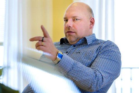 – Tenk om vi i Vadsø kunne møte næringsaktører som ønsker å etablere seg på en positiv måte, skriver Hans-Jacob Bønå