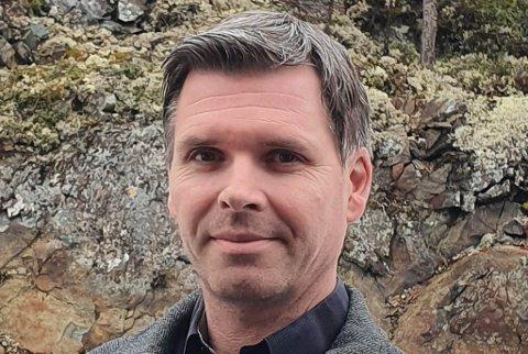 NY DIREKTØR: Jørn Thomassen blir fra 1. juni hotelldirektør i Alta.