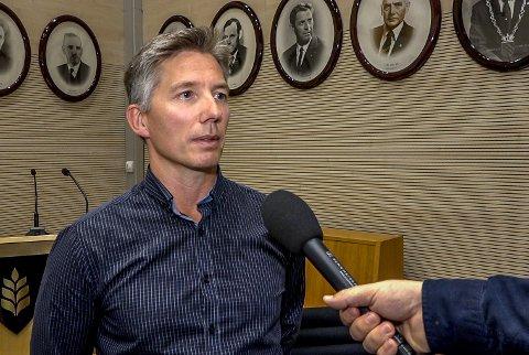 Kommuneoverlege Jan Børre Johansen