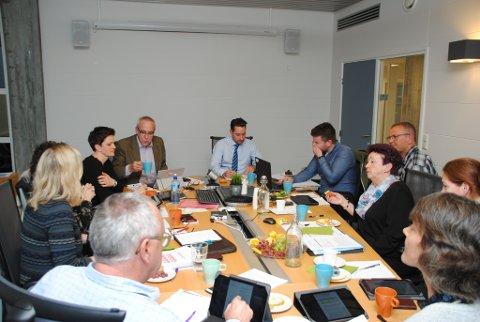 Torsdag behandla formannskapet konsekvensane av rammebudsjettet som vart vedteke i desember i fjor.