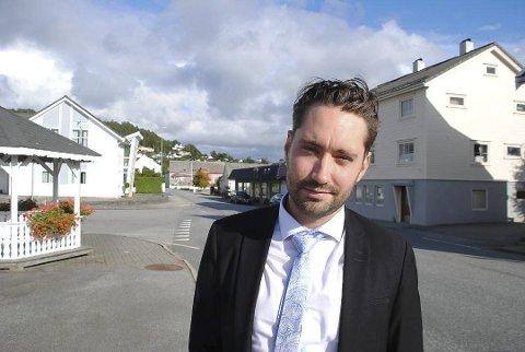 TIL DEBATT: Ordførar Peder Sjo Slettebø stiller til debatt på Arendalsuka i august.