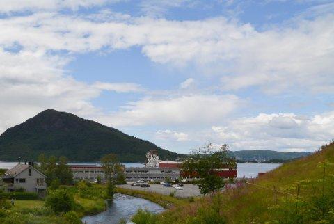 Fonnafjord Næringspark skrinlegg planane om cruisehamn på Seimsfoss. (Arkivfoto).