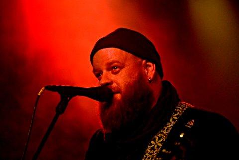 JAZZKAFE: Audun Haukvik spilte på EnergiMølla i romjula. 7. april er han tilbake. Da spiller han sammen med Vegard Eggum.