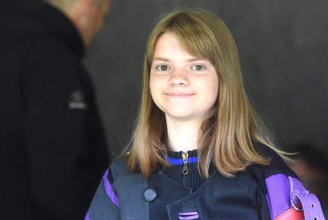 BESTE REKRUTT: Inga Marie Hanserud, Jondalen, vant rekruttklassen.