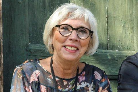 Direktør Alfhild Skaardal går av med pensjon ved nyttår.
