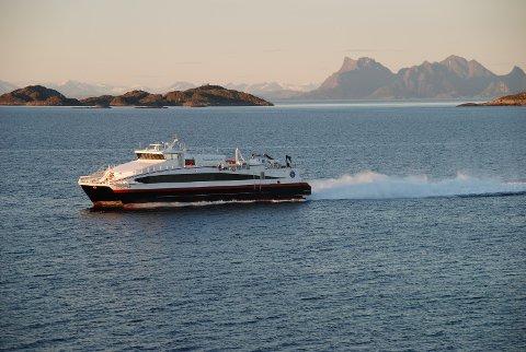 Nordlandsekspressen - viktig for reiselivet i Lofoten!