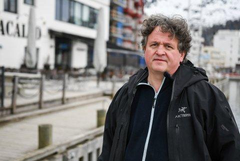 SAMLER HØYRE I LOFOTEN? Tidligere Vågan-ordfører Eivind Holst er aktuell som Lofotens felles kandidat under nominasjonsmøtet i Nordland Høyre i november.