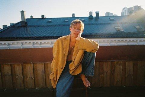 Ny musikk: Sondre Justad slipper 12. mars helt ny musikk etter å ha tatt pause fra konserter og turné.