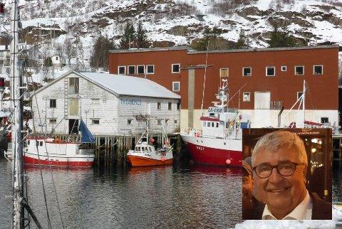 Den pensjonerte fiskeren Fritz Nilsen (72) og to kompiser har solgt det gamle Sandnes-bruket på Napp. Salgssum: 1,8 millioner kroner.