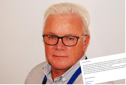 Rådmann Kjell Idar Berg i Vestvågøy kommune vil fratre seinest 1. mars 2022.