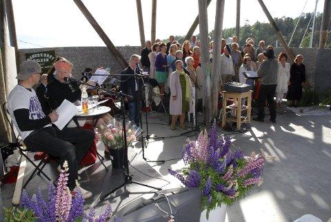 FÅR BESØK: Soon Blandede Kor var på kortur til Riga i fjor. I år blir det gjensyn og konserter med korvennene fra Riga.