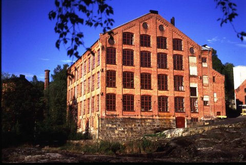 NYE VEVERI: Veveriet skal nå restaureres og bli nytt fellesmagasin for Østfoldmuseene i Halden.
