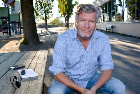 MOSSEREGISSØR: Per-Olav Sørensen skal regissere en ny Netflix-film basert på en norsk ungdomsroman.