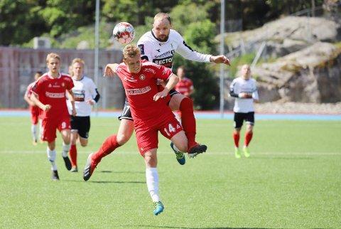 PASSER BRA INN: MFK-trener Marijo Jovic mener Magnus Fagernes (18) blir et godt tilskudd til MFK-troppen.
