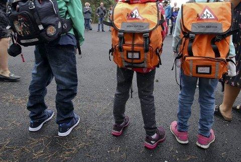 KONKURRANSE: Skoleelever i mossedistriktet skal være med i nasjonal konkurranse om å gå til skolen.
