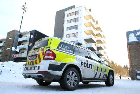 MORTENSRUD-DRAP: Drapet skjedde på Mortenrud den 6. februar i fjor. Foto: Terje Pedersen / NTB scanpix