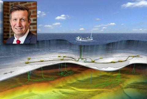- Fabrikasjon av utstyr og selve installasjonsfasen på havbunnen vil kunne gi betydelig ringvirkninger til industrien i Nord-Norge, sier Kjell Giæver i Petro Arctic.