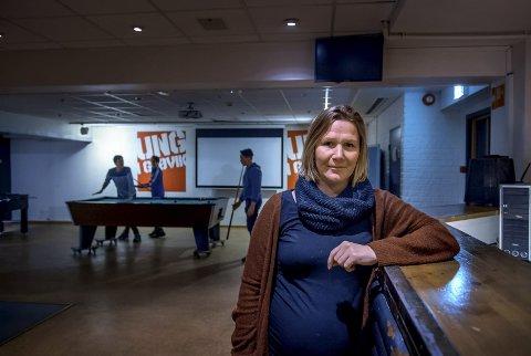 – MÅ FORSTÅ KONSEKVENSEN: Randi Hermanrud mener Gjøvik kommune i dag har et godt forebyggende ungdomstilbud. FOTO: BRYNJAR EIDSTUEN
