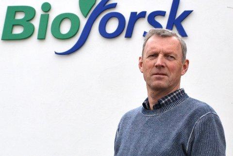 SLUTTER: Stasjonssjef Petter Lunde (67) går av med pensjon etter 42 år ved forskningsstasjonen på Apelsvoll.