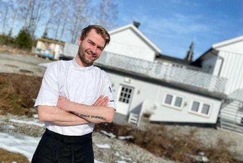 FOODTRUCK-SJEFEN: Kim Bakken får det overordnede ansvaret for den nye Stasjonstrucken, som skal stå på Ski Stasjon. Det er fortsatt uvisst når den åpner.