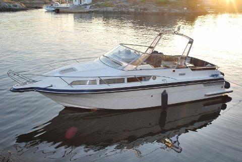 Kuriøs annonse: John Petter Jørgensen fra Sandefjord skal motvillig selge båten, men ønsker ikke å selge den til kverulanter som spør for mye.