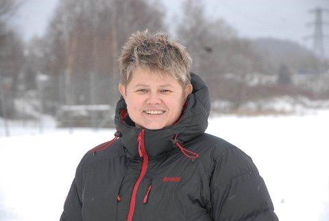 - Viktig: Avdelingsleder Birgit Pedersen holder i trådene når Larvik kommune fredag har konferanse om universell utforming på Sliperiet.