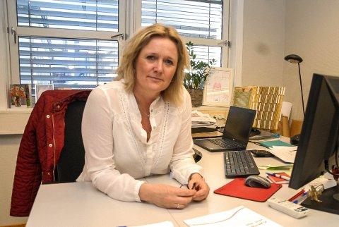 VANSKELIG SAK: Prosedyrene ble ikke fulgt da det kom inn en bekymringsmelding om seksuelt misbruk. Barnevernsleder Hanne Jaerson i Larvik kommune kan bare beklage.