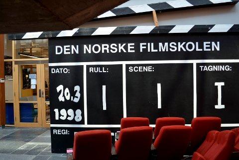 ETTERLØNNSAVTALER: Etterlønnsavtalene ved Den norske filmskolen, som er en del av Høgskolen i Innlandets virksomhet på Lillehammer, bar i fjor beregnet til 2,4 millioner kroner. (Foto: Bjørn-Frode Løvlund)