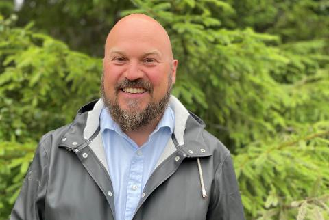 SKOG: – Skogen blir bare viktigere og viktigere, sier Stig Hellerud, daglig leder Stora Enso Norge.