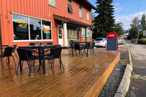 GJENNOMTREKK: Mange selskaper har forsøkt å drive spisested i disse lokalene i Elverum.