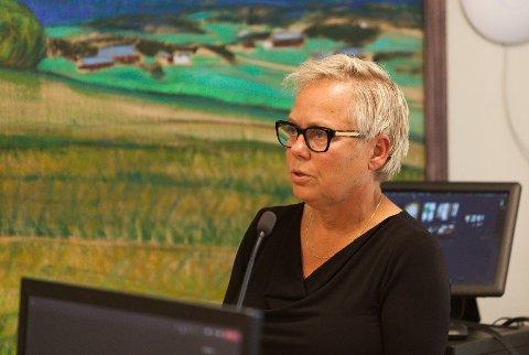 FULL LEGEDEKNING: Mens regionsentrene sliter, kan kommunedirektør Marit Gilleberg slå fast at i Os er legedekningen slik kommunen ønsker.