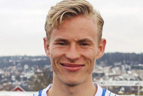 Møter fram: Daniel Lauritzen og Pors møter Fram i treningskamp.